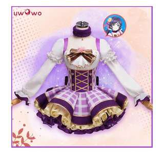 PREORDER: Tojo Nozomi Love Live Lovelive School Idol Project ASCOSING Flower Bouquet Idolized Costume