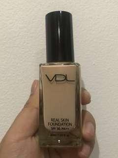 VDL Real Skin Foundation