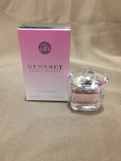 Versace Bright Crystal 5ml (miniatures collection) - for women