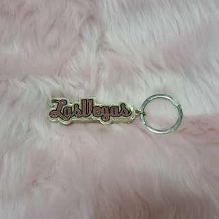 Las Vegas Nail Clipper Keychain (from Las Vegas)