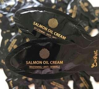 Salmon Oil Cream Samplers