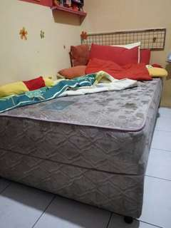 Springbed airland size no. 3, jual cepat