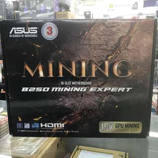 ASUS B250 Mining Expert 19 slot motherboard