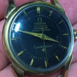 Omega Watch for parts