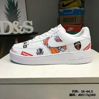 Nike  Air Force 1 × NBA 36-44.5