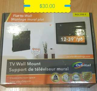 Tv wall mount- New