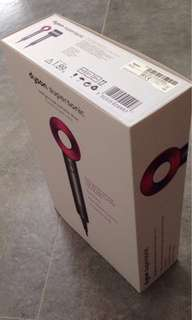 Dyson Supersonic hairdryer 風筒