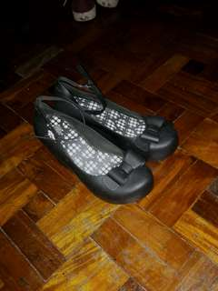 Mel Rubber Wedge