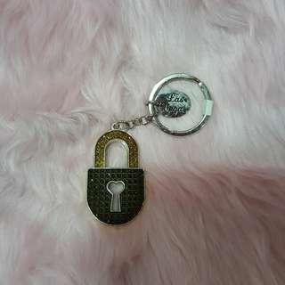 Las Vegas Lock Keychain (from Las Vegas)