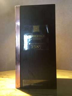Glenmorangie 1989 Grand Vintage Bond House No.1 Collection  熟成27年的作品,主要為波本桶陳年20載加上後熟7年Côte-Rôtie紅酒桶  Dave Broom 於Scotchwhisky.com給予92分  43%abv