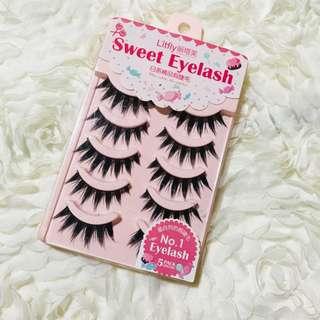 Litfly False Eyelash (5 pairs)