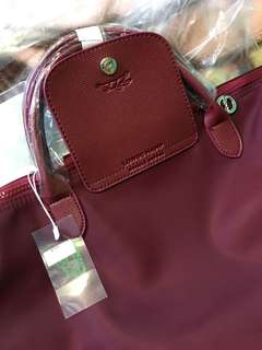Red Longchamp