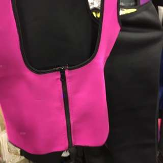 2 Piece Neoprene Thermal Fat Burning Bodywear. Summer hours opened Sundays only 10am to 3pm 686 Scarlett Road Etobicoke.