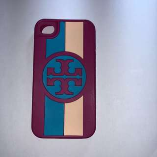 Tory Burch iPhone 4 Silicon Case