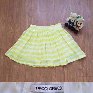 Colorbox Tufle Skirt