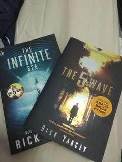 The 5th wave + The infinite sea
