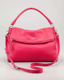 Kate spade little cobble hill purse pink