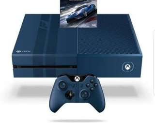 Xbox One Forza Edition 1TB with Kinect Sensor