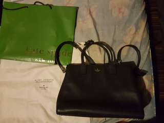 Kate Spade 2 way tote Authentic