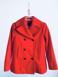 Club Monaco - Wool Coat - Size S