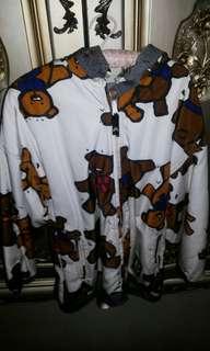 Jacket winter #TerbangKeSingapura