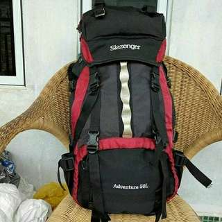 Slanzenger cariel 50L good condition