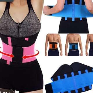 Compression Waist Support Belts Neoprene