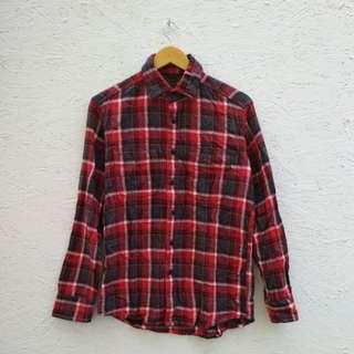 Authentic Shirt flannel uniqlo