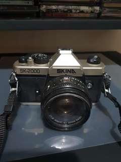 Analog camera Skina SK2000