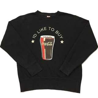 Sweatshirt Coca Cola