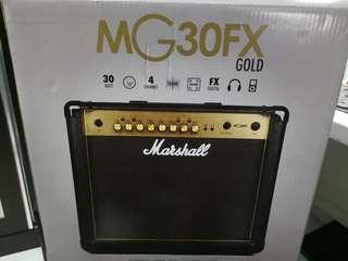 Marshall Amp MG30FX