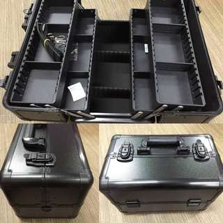 MAKE UP BOX TROLLEY