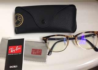 Rayban Club Masters (Tortoise) Brand New Frame Glasses