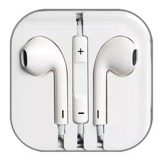 Earpod Headset with Mic