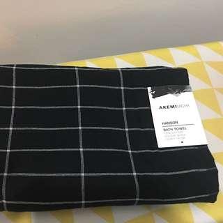 Akemi bath towel