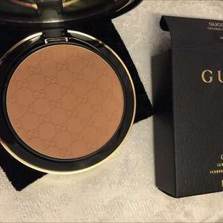Gucci Golden Glow Bronzer 010 Carribean Orche