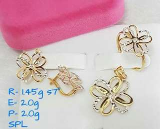 18ct Gold Jewelries