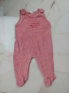 3-6 months Baby jumper / dungarees