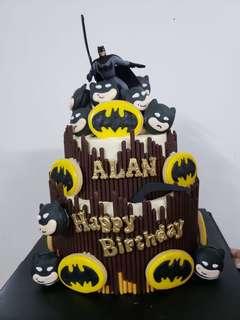 Batman 蛋糕