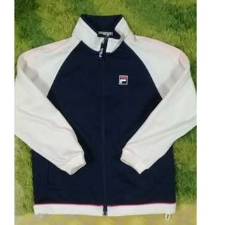 Fila Zipped Jacket