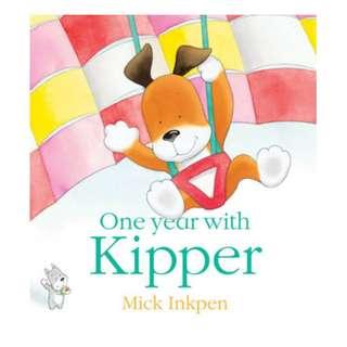 Kipper Story Books By Mick Inkpen