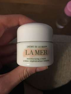 La Mer cream 15ml - RRP $125)