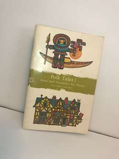 Folk Tales 1 Book