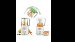 Avent Steam and Blender in One