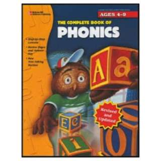 The Complete Book of Phonics Grades K – 2