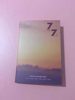 GOT7-7for7 postcard book B款