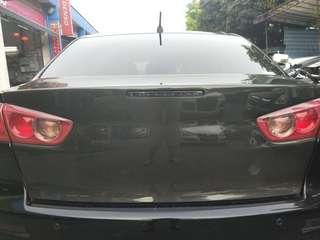 Mitsubishi Evo X Carbon Fibre Boot