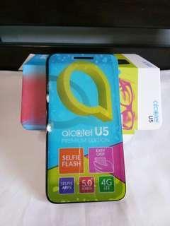 Alcatel U5 cellphone(Premium Edition)brandnew!