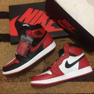 Nike AIR JORDAN 1 RETRO HIGH OG NRG homage to home