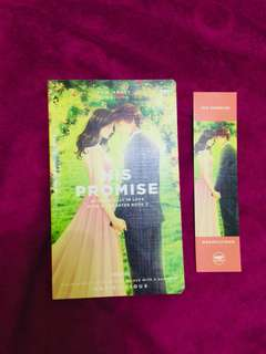 His Promise by Marielicious (Accidentally Inlove with a Gangster book 2)